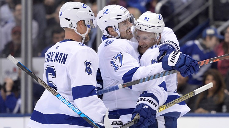 Lightning With Chance To Tie Red Wings Wins Record Wtsp Com
