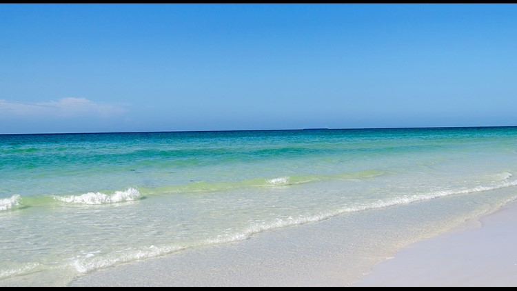 Warning: Don't swim at these Tampa Bay beaches today | wtsp com
