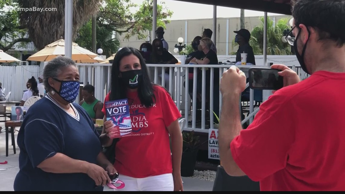 League of Women Voters, Black Voters Matter sue all Florida counties over new election restrictions