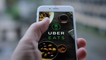 Uber Eats launches in Lakeland with more than 25