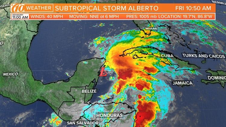 Alberto1 map 5 25 18