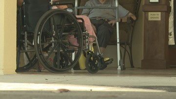 Some local nursing home facilities have not implemented plan if power goes out during storm