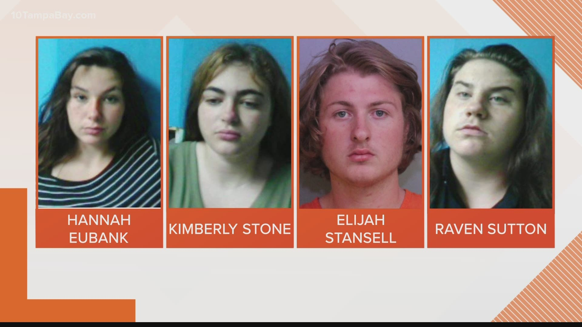 Polk Sheriff 4 Teens Intentionally Ran Over Woman Wtsp Com