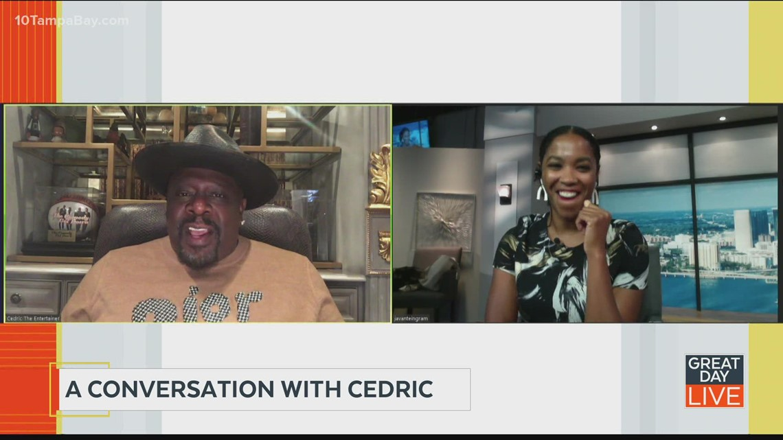 A conversation with Cedric the Entertainer
