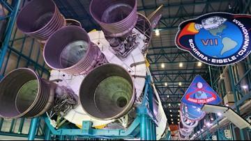 NASA employee talks having 'ring-side seat' to history ahead of Apollo 11 anniversary
