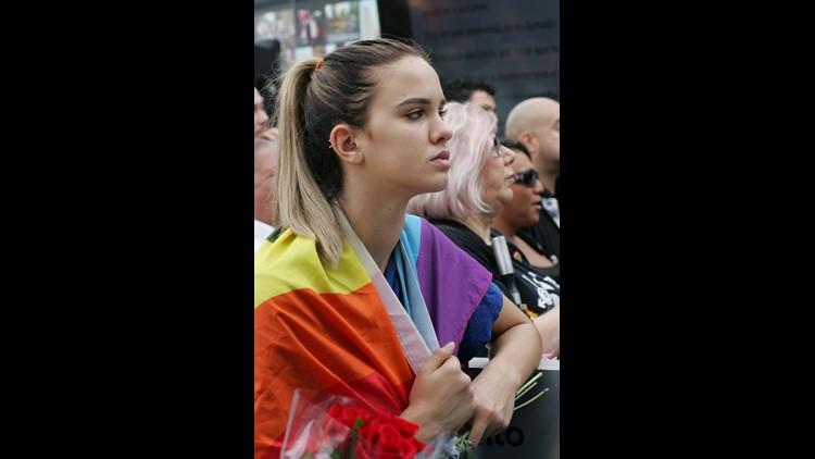 2018 Pulse remembrance ceremony
