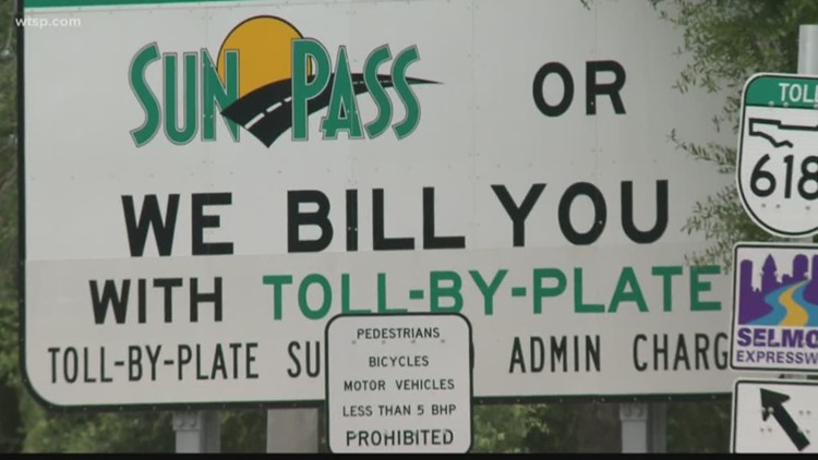 Florida Toll By Plate >> Florida Man Accused Of Using Sophisticated Device To Hide License
