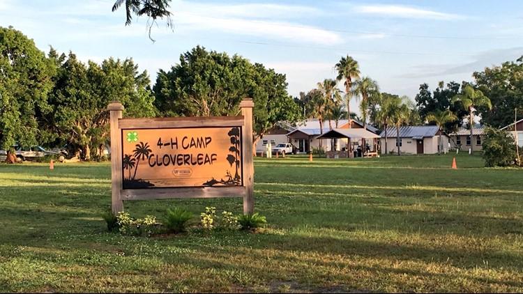 Cloverleaf camp morning 6 22 18
