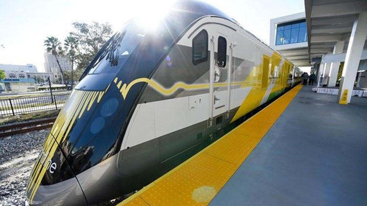 Next step approved for Brightline's plan to extend high-speed rail to Tampa