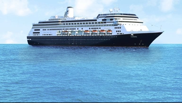 4 passengers dead on Holland America cruise ship headed to Florida