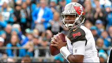 Ex-NFL receiver Keyshawn Johnson says 'something wrong' with Buccaneers QB Jameis Winston