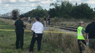 Man found dead on train tracks in Polk County
