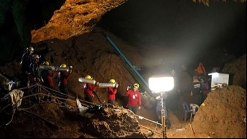 Thailand Cave Rescue: Live CBS News coverage as entire