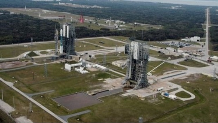 Launch Complex 17B cape canaveral