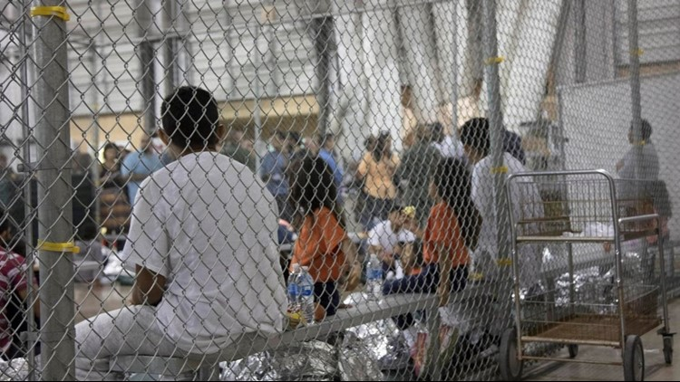An ACLU lawyer says the child never should have been in custody.
