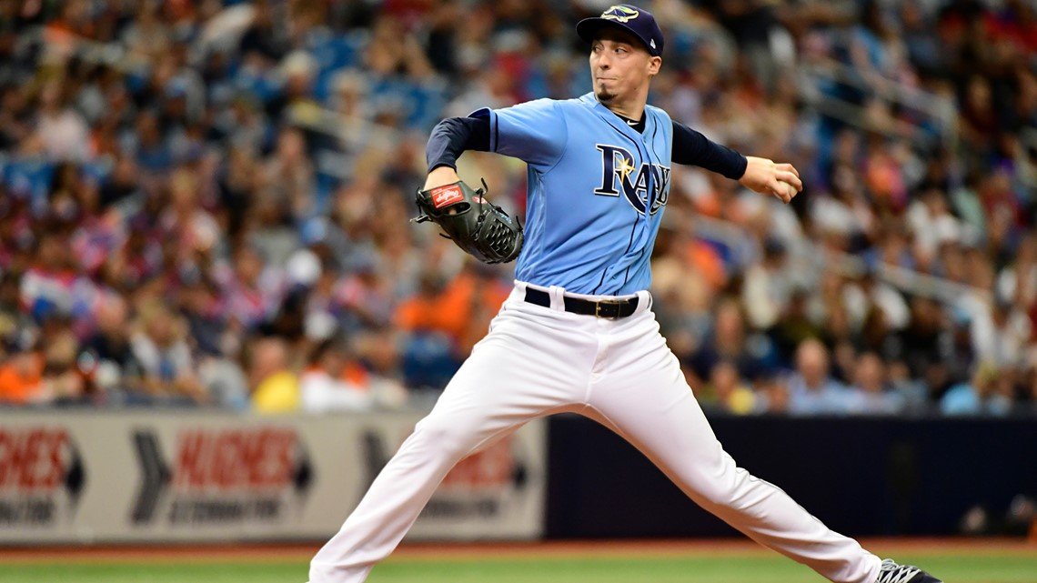 Rays' Blake Snell wins AL Cy Young award