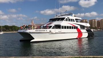 Cross Bay Ferry service starts today