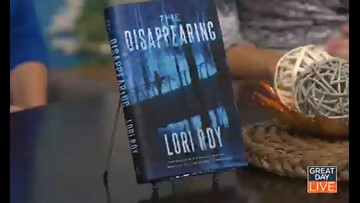 FL author Lori Roy's new book, The Disappearing