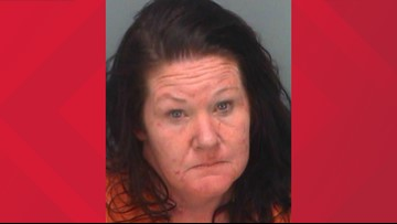 Deputies: Woman smeared dog poop in fiance's face during argument