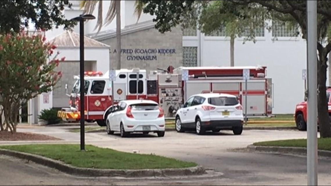 Freon Leak Blamed For Hazmat Situation At Oak Park School