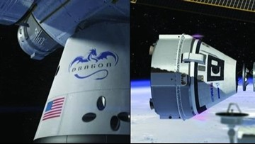 NASA to announce first astronaut crews for Boeing, SpaceX missions to ISS