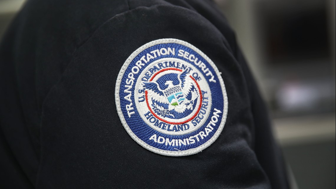 Tampa International Airport claims almost $18K in loose TSA checkpoint change