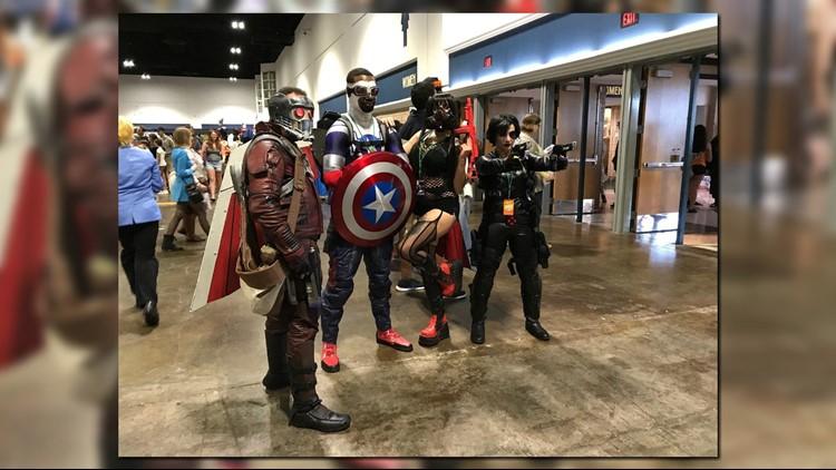 By Photo Congress || Comic Con Tampa