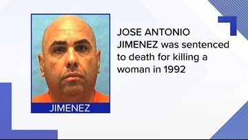 Man convicted of slaying elderly woman 26 years ago set for execution today