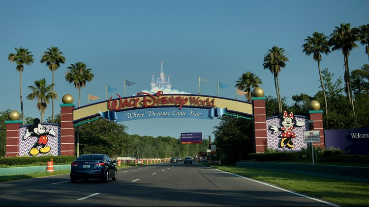 Worker killed falling into Value-Added Tax of oil near Disney World