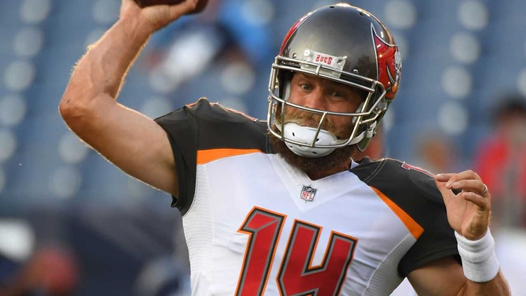 Ryan Fitzpatrick says Tampa Bay offense is 'quarterback's dream'