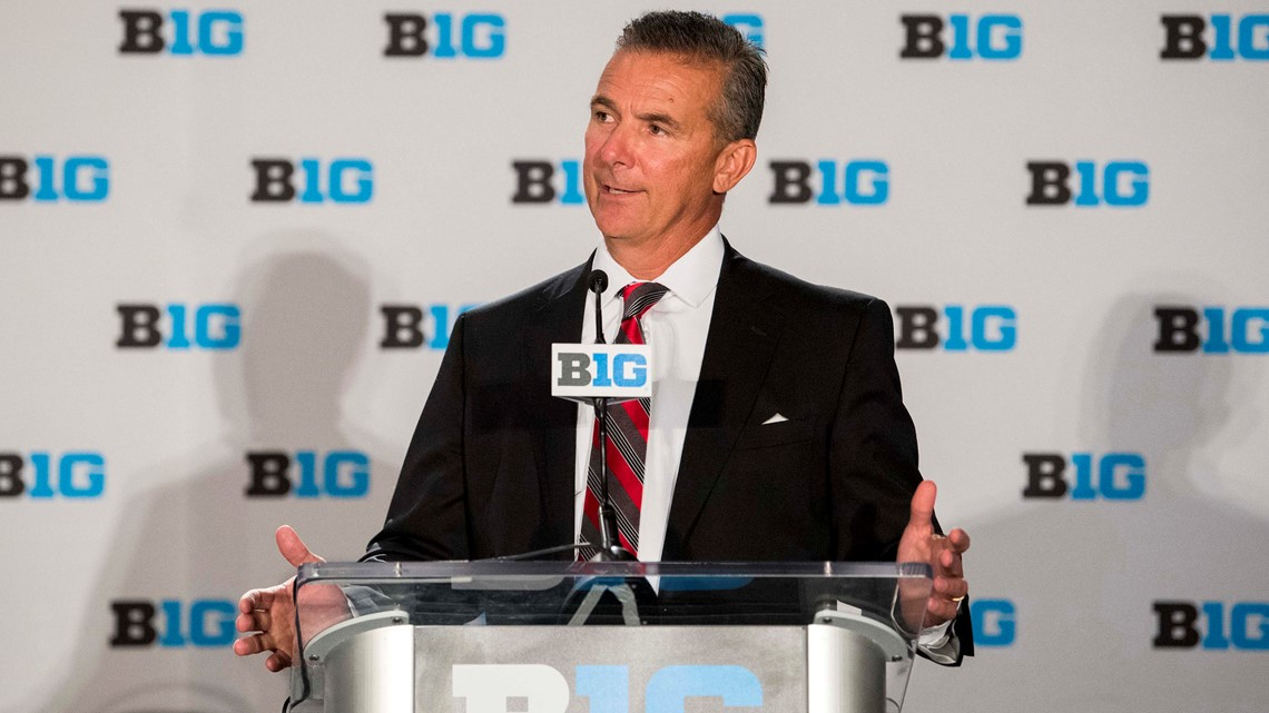 Ohio State Suspends Football Coach Urban Meyer For 3 Games