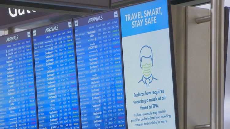 'Not one of the more hazardous things': Labor Day travel won't drastically affect Florida's COVID-19 cases