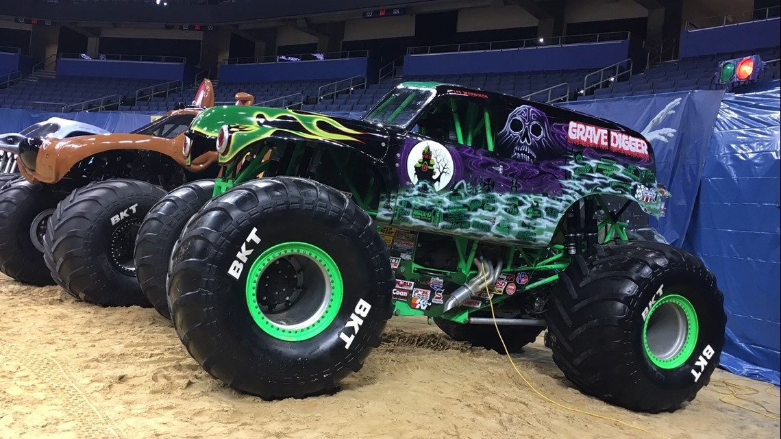 Gas Prices In Florida >> Amalie Arena transformed into monster truck playground ...