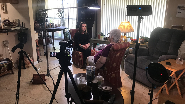 Courtney Robinson sits down with Jeanne Brunckhorst to go over tolls