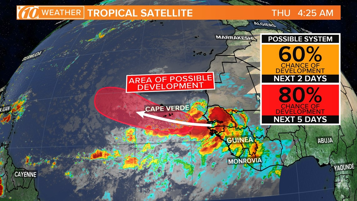 Gas Prices Tampa >> Tropics update: National Hurricane Center expects ...