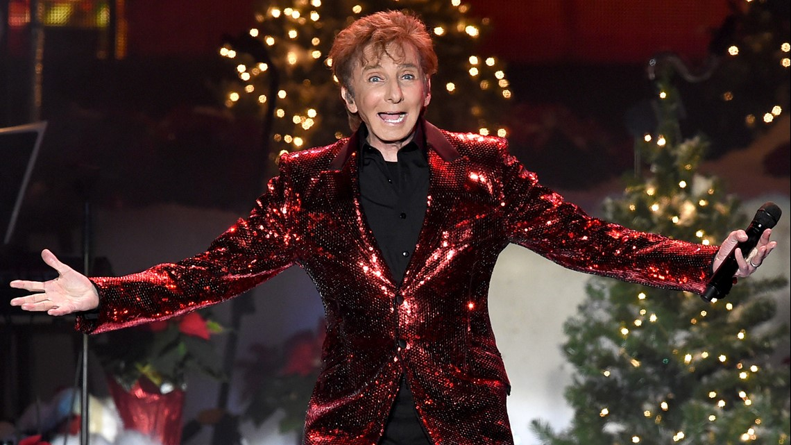 Barry Manilow to perform Christmas special at Amalie Arena in Tampa ...