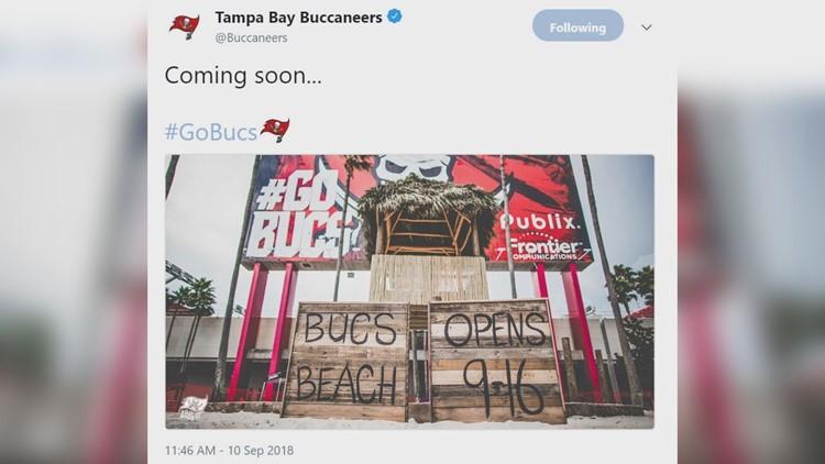 Tampa Bay Buccaneers t...
