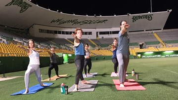 Tampa Bay Rowdies to host 'Yoga on the Pitch' at Al Lang Stadium