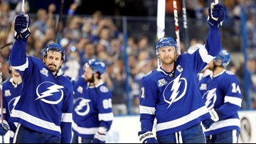 Tampa Bay Lightning announce training camp schedule and roster