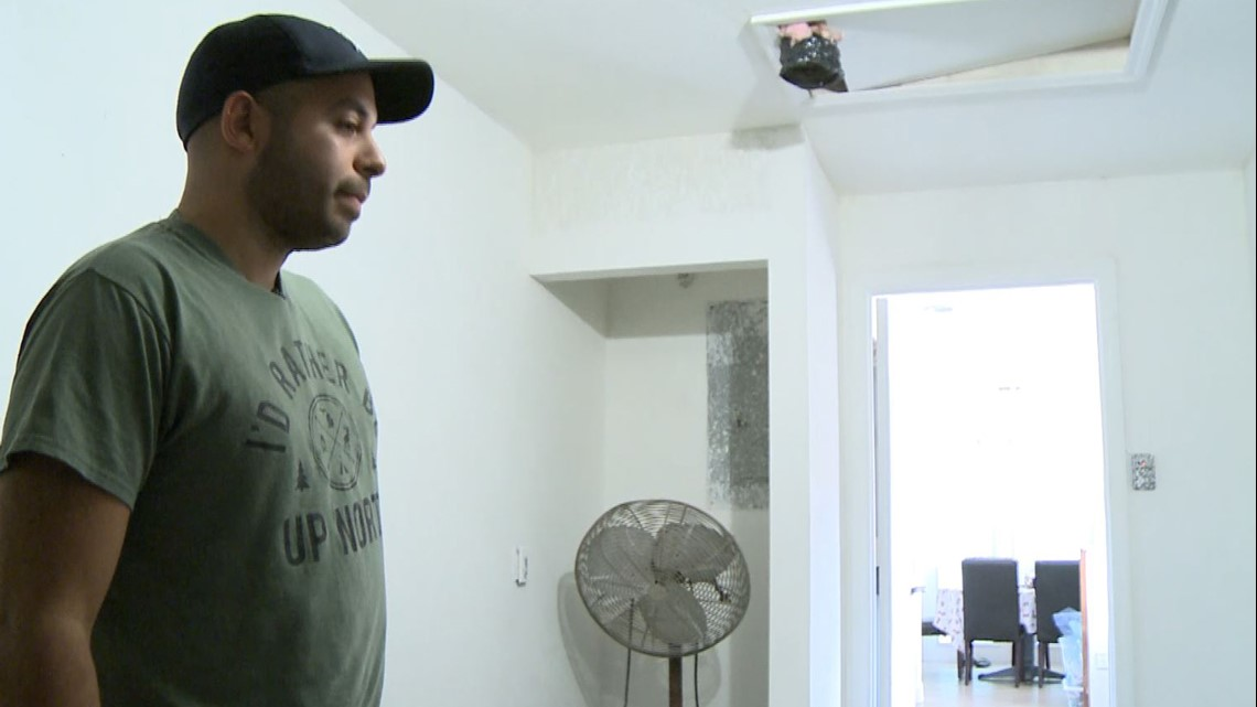 TURN TO 10: Couple out of thousands of dollars after contractor didn't finish job