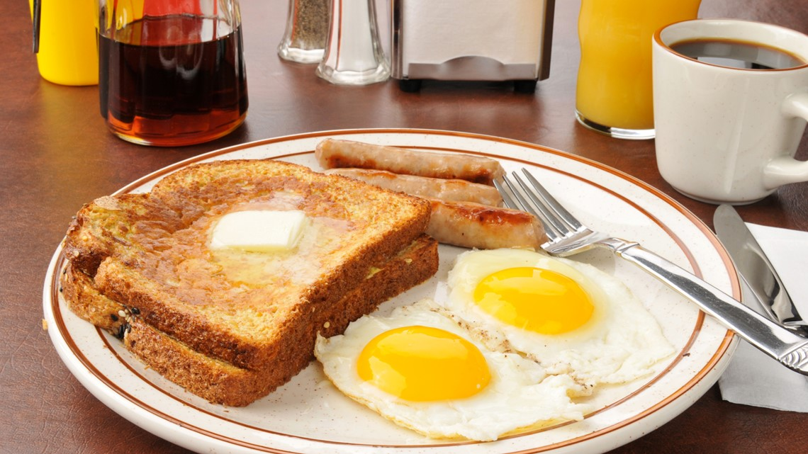 Study: Skipping breakfast linked to heart disease deaths