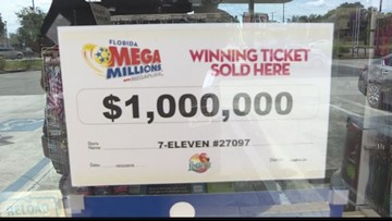 You didn't win the Mega Millions, but a couple people won millions!