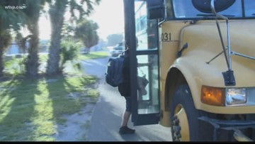 Florida has not updated school bus route safety standards in almost 50 years