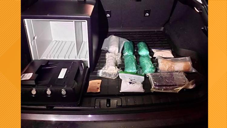 Tampa police make a $750,000 drug bust