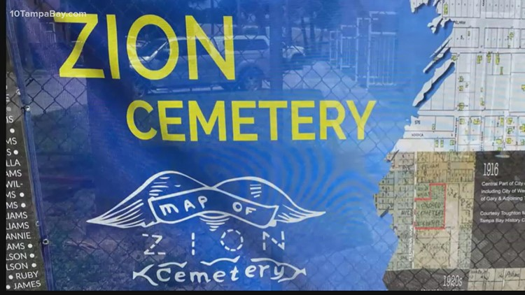Tampa creates new task force to address erased, destroyed African American cemeteries