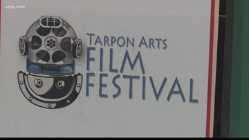 Tarpon Arts Film Festival kicks off this weekend