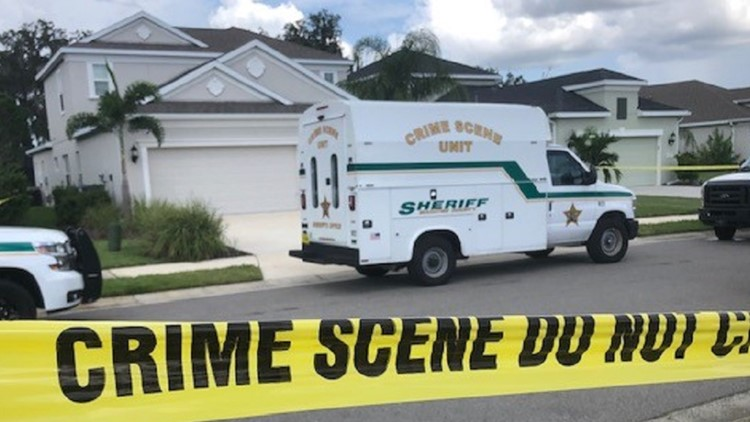 Deputies: Man claims he accidentally shot and killed a woman in Parrish