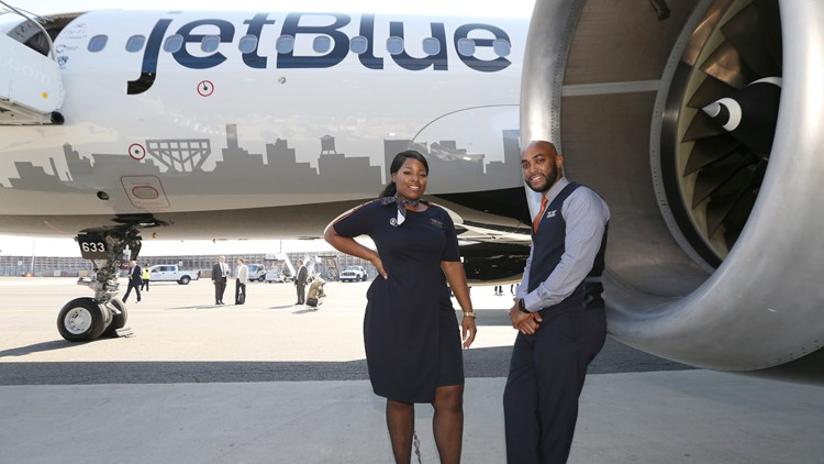 JetBlue's Nets Livery Reveal