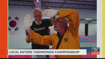 Tae Kwon Do masters, competitors unite in fight for life