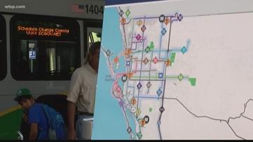 Sarasota County considers trading public buses for door-to-door service